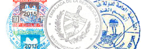 Embassy and Consulate Legalization