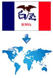 Apostille Iowa